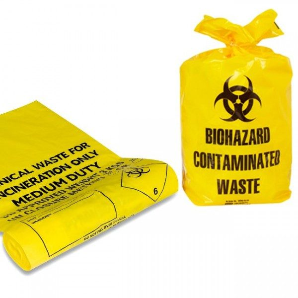 Sac-biohazard